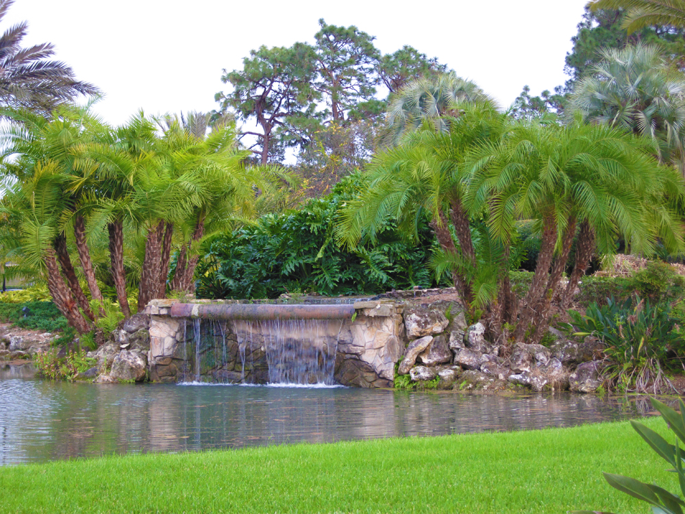Majestic Resort Landscaping & Water features